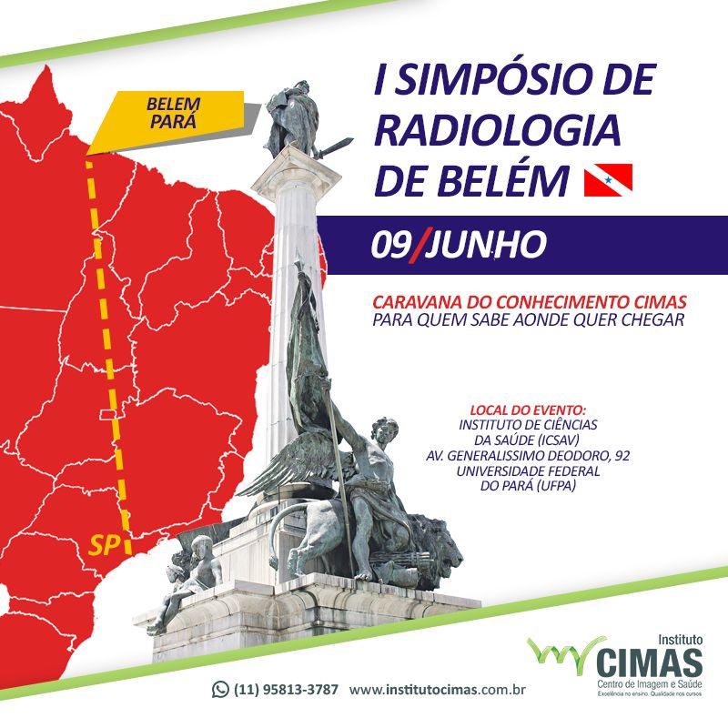 I Simpósio de Radiologia em Belém - PA