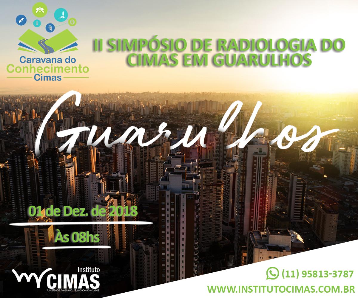 II Simpósio de Radiologia em Guarulhos