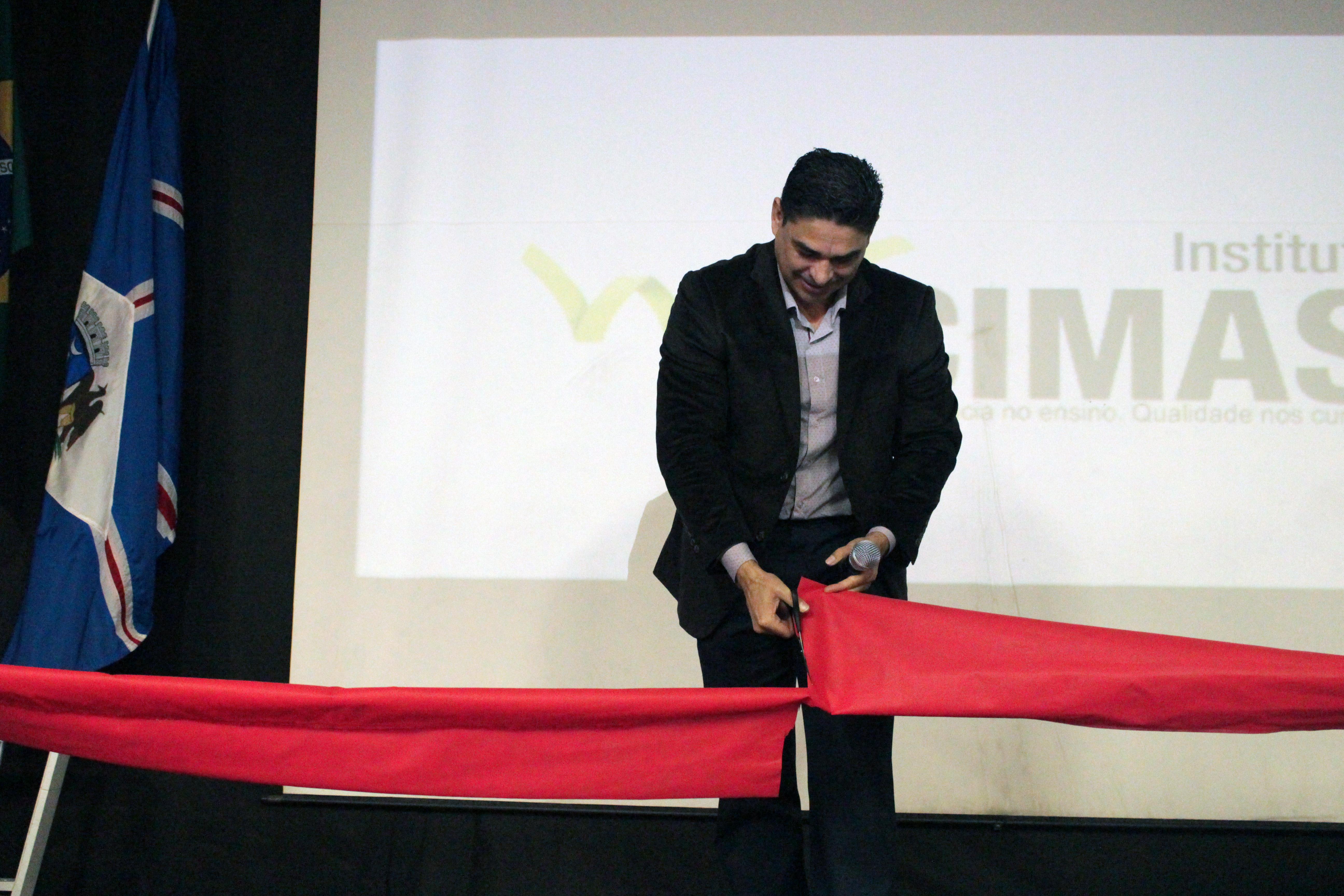 - Inauguração da nova unidade Instituto Cimas em Guarulhos