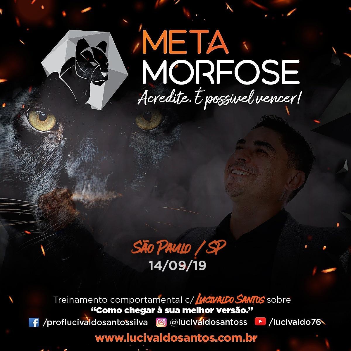 Metamorfose 1º Semestre de 2019