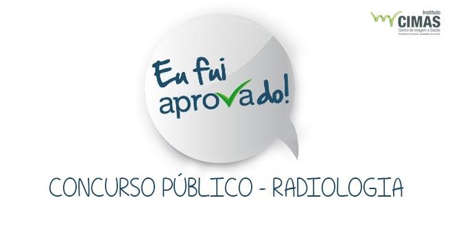 Aluno do Instituto Cimas de Ensino é aprovado no Concurso Público da Autarquia Hospitalar Municipal!