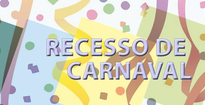 Recesso de Carnaval