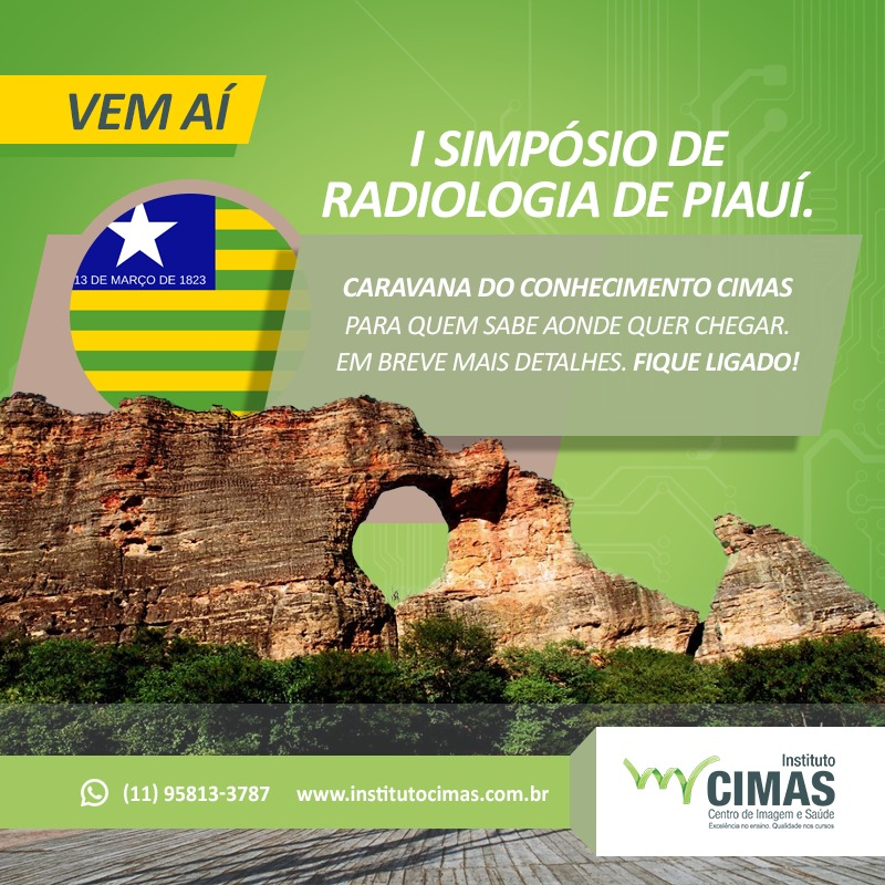 I Simpósio de Radiologia em Piauí