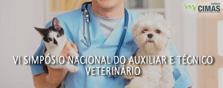 VI Simpósio Nacional do Auxiliar e Técnico Veterinário
